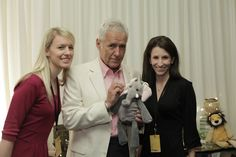 In 2010, Scentsy went to the Emmy Awards to show off our new Scentsy Buddies. Alex Trebek loved Ollie the Elephant - so do we!