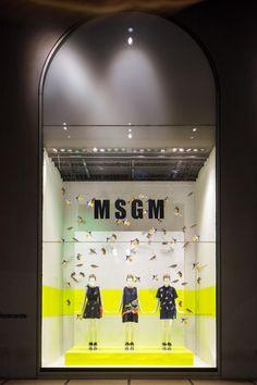 MSGM Window Design