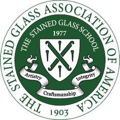 SGS-Seal-288 pixels Craftsman Windows, Chicago School, Arlington Heights, Class Schedule, Stained Glass, Seal, Glass Art, How To Find Out, Crafting