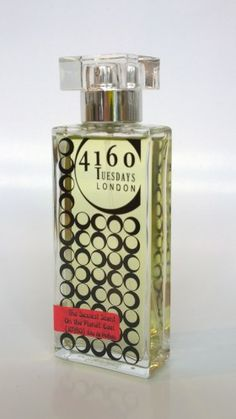 The Sexiest Scent on the Planet. Ever. (IMHO) by 4160 Tuesdays (Sarah McCartney; 2013)