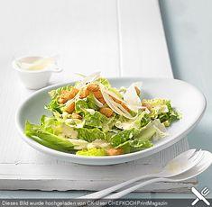 Caesar's Salad (Rezept mit Bild) von fine | Chefkoch.de
