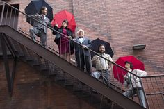 Tale of a Town umbrellas Art Grants, Umbrellas, Canoe, Wrestling, Entertaining, News, Lucha Libre, Funny