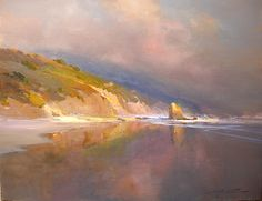 From Here to Eternity by F. Michael Wood - Oil
