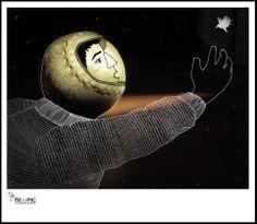 Pic to Pic: Astronauta #fotografiailustrada #ilustración #illustration #photography #pictopic #poetry #poesia #astronauta #pajaro #bird #fly #volar #spaceman