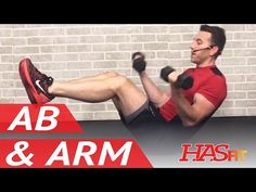 13 Min Arm Workout with Weights for Women & Men - Arm Workouts at Home with Dumbbells - YouTube