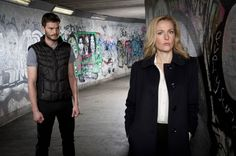 From Whips and Chains to Fugitive: Jamie Dornan Returns to Belfast with Gillian Anderson for The Fall Season 2 The Fall Tv Series, Fallen Tv Series, Fall Tv Shows, Tv Series 2013, Gillian Anderson, Christian Grey, Ash Williams, Jamie Dornan, Harvey Specter