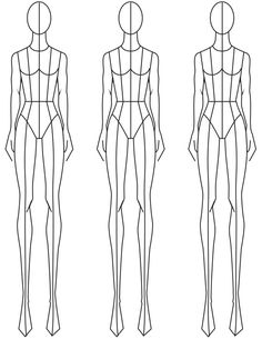 fashion sketches Fashion Sketching: a Step-by-step Guide to Drawing the Basic Fashion Croquis with 9 Heads Proportions amiko simonetti Fashion Drawing Tutorial, Fashion Figure Drawing, Fashion Model Drawing, Dress Design Sketches, Fashion Design Sketchbook, Fashion Design Drawings, Diy Fashion Sketches, Dress Design Drawing, Art Sketchbook