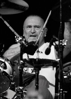 In MEMORY of MIKE HOSSACK on his BIRTHDAY - Drummer for the band The Doobie Brothers. Oct 17, 1946 - Mar 12, 2012 (cancer)