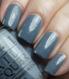 OPI I Have A Herring Problem (Holland Collection) Swatches | A Polish Addict