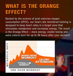 OrangeTheory Fitness, best gym and workouts I've ever had!