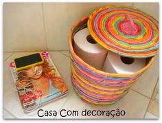 Fika a Dika - Por um Mundo Melhor: Reciclagem de Jornal
