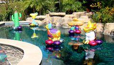 Fiesta Party Balloons