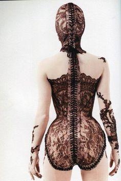 Corset-Bodies (Bodysuits) | Lucy's Corsetry