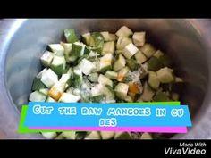 Methia  Keri Achar,Gujrati Style Mango Pickel,