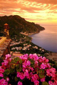 Le charme à l'Italienne I #Italie I