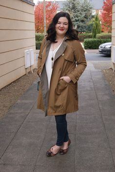 Spring staples: the trench coat My Wardrobe, Capsule Wardrobe, Super Long Hair, April Showers, Pale Skin, My Best Friend, Trench, Lifestyle Blog, I Am Awesome