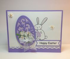 Easter card by Marci Kay's Kreations