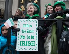 St. Patrick's Day Parade in Manhattan