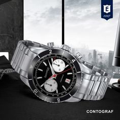 #Contograf by Eberhard & Co. #eberhardwatches www.eberhard-co-watches.ch