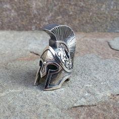 Шлем спартанца 2