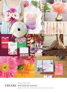 The Watercolourist Wedding Stationery, Children, Young Children, Boys, Kids, Wedding Invitations, Child, Kids Part, Kid