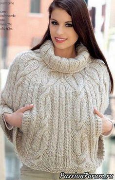 Knitwear Fashion, Sweater Fashion, Outlander Knitting, Crochet Poncho, Casual Winter Outfits, Outerwear Women, Cardigans For Women, Women's Fashion Dresses, Clothes For Women