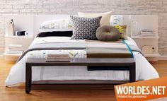 23 идеи современных спален. Дизайн спальни фото 22