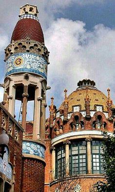 Hospital San Pau Barcelona