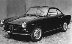Alfa Romeo Guilia Sprint Ghia