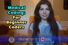 Are you seeking a new career in Medical Coding? Are you wondering if Medical Coding is for you? This video explains the basics of medical coding. Medical Coding Course, Medical Coding Training, Medical Coder, Medical Billing And Coding, Medical Terminology, Medical Assistant, Coding For Beginners, Coding Courses, Technology Hacks