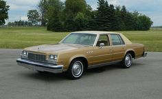 1977 Buick Lesabre   Bought this car from my Dad Clarence for 500 bucks when Jimmy was little.......Mom had left for Seattle so it was probly 1988 or 89.