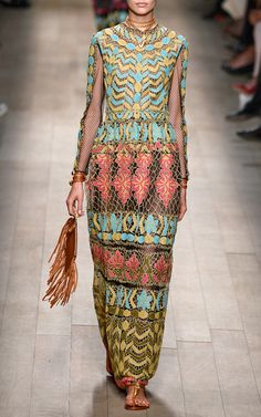 Valentino Spring/Summer 2014 Trunkshow Look 6 on Moda Operandi