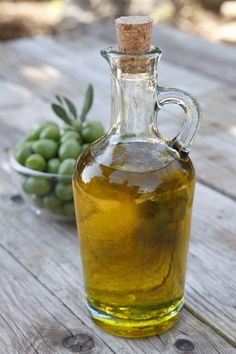 Everyone needs a little fat — it controls hunger. Go for monounsaturated fats like olive or canola oil. They will help keep your cholesterol under control and satisfy cravings. Watch out: Steer clear of hydrogenated vegetable oils; they're loaded with unhealthy trans fat.  - GoodHousekeeping.com