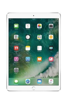 Apple - 10.5-Inch iPad Pro (Latest Model) with Wi-Fi + Cellular - 512GB (Sprint) - Silver