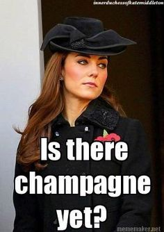 But really... (The Inner Duchess of Kate Middleton)