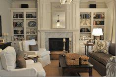 Joni Webb living  room   Family room design by Joni Webb, Cote de Texas