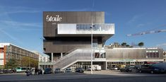 Etoile Lilas Cinema / Hardel et Le Bihan Architectes