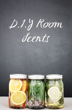 (23rd/1st) - DIY Room Scents