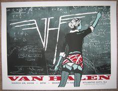 GigPosters.com - Van Halen