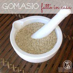 Share Tweet + 1 Mail Gomasio fai da te, una preparazione velocissima e utilissima. Mi sono divertita a prepararlo e lo uso volentieri su ...