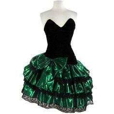 80&39s prom dress! oh ya!  Tacky Christmas Formal  Pinterest  Big ...