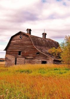 Barn Country Farm, Country Living, Country Roads, Old Farm, Farm Barn, Cattle Barn, Abandoned Buildings, Barn Pictures, Country Scenes
