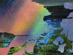 Aurora - broken landscape ... detail