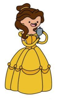 Adventure Time Belle