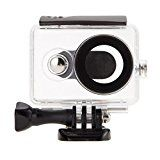 EACHSHOT® 40m Underwater Waterproof Protective Housing Case For Xiaomi Yi Action Camera (Black)