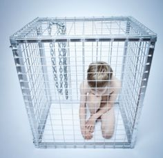 Image result for pet shop boys locked in a cage