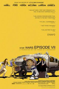 TheForce.Net - Latest News - Star Wars Episode VII Fan Posters