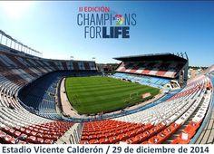 Champions for Life: Sergio Ramos, Koke, Rakitic y Benzema, unidos contra el ébola