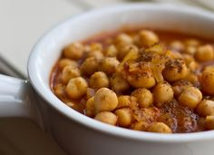 Channa Masala--Tried this stuff at Trader Joe's; looks so good! Definitely got to make it!
