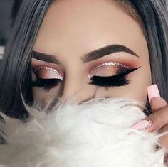 Make-up  Inspiração de maquiagem